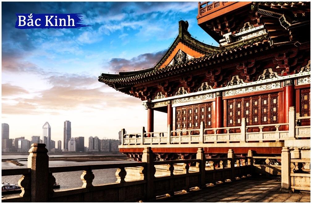 Tour Bắc Kinh - Thượng Hải - Hàng Châu - Tô Châu