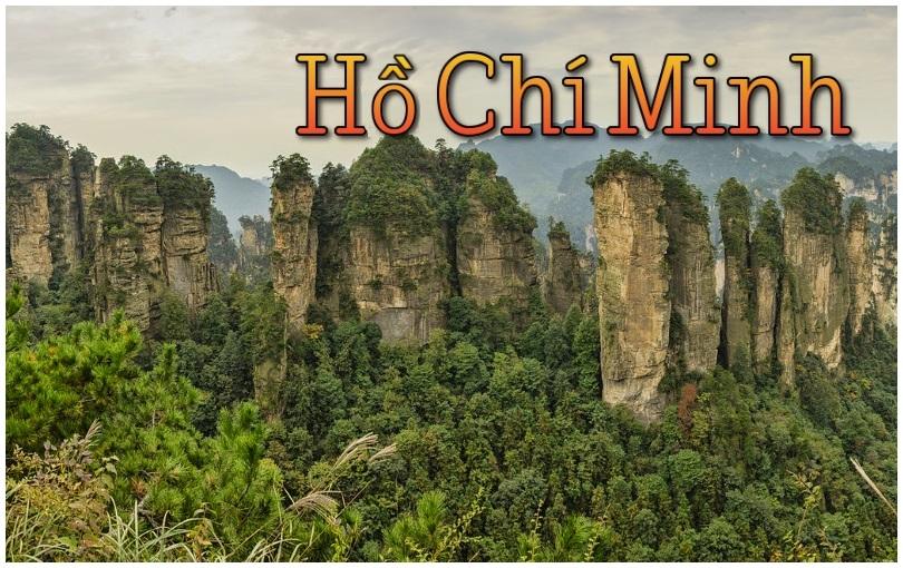 Tour Khởi Hành Từ Hồ Chí Minh