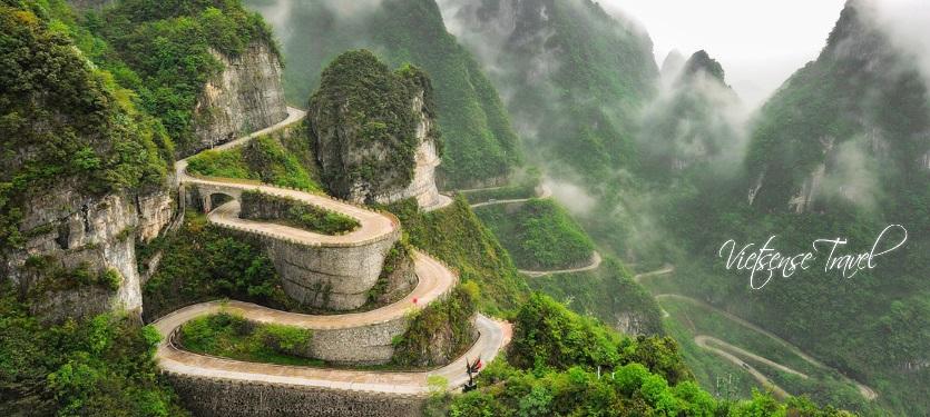Giới thiệu du lịch Trương Gia Giới - Ảnh 1