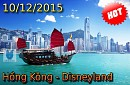 Tour Du Lịch Trung Quốc - Hồng Kông tháng 12