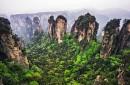 Tour du lịch Trương Gia Giới - Phượng Hoàng Cổ Trấn - Phù Dung Trấn - Miêu Vương Thành