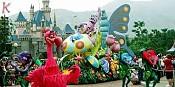 TP.HCM - Hongkong - Disneyland 4 Ngày 3 Đêm VietnamAirlines