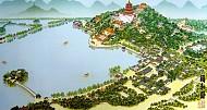 Biểu tượng nghệ thuật hoa viên của Trung Quốc