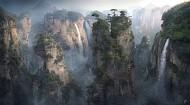 Cảnh sắc thiên nhiên Hồ Nam Trung Quốc