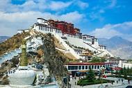 Cung điện Potala - Tây Tạng