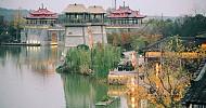 Đông Phương Diêm Hồ Thành sẽ soán ngôi Phượng Hoàng Cổ Trấn năm 2018