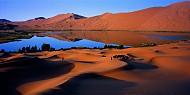Hoa mắt lạc trong những sa mạc đẹp nhất Trung Quốc