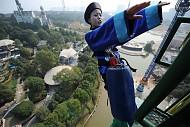 Kỳ lạ xác chết biết đi tại Trung Quốc trong công viên