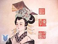 Lịch sử Trung Quốc : Phần 9 - Nhà Đường - Võ Tắc Thiên