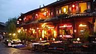 Ngao du thành phố Lệ Giang của Trung Quốc