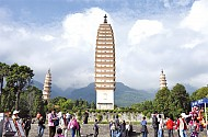 Thưởng ngoạn cảnh đẹp ở Thương Sơn cổ tự của Trung Quốc