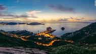 Thưởng thức hương vị trong lành tại đảo Shek O của Trung Quốc