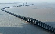 Top 10 cây cầu dài nhất thế giới tại Trung Quốc
