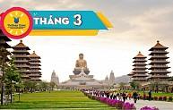 Tour Đài Bắc - Đài Trung - Cao Hùng 5 Ngày Tháng 3/2018