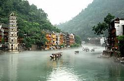Du Lịch Trung Quốc Ngày 14/8/2016: Nam Ninh - Quế Lâm 4 Ngày 3 Đêm