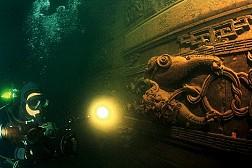 """Hồ Vạn Đảo – """"Atlantis phương Đông"""" đầy mê hoặc"""