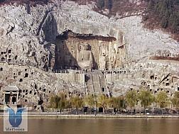 Lạc Dương - Trung Quốc - Hang đá Long Môn