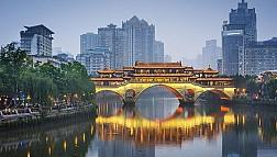 Một vòng thành phố hạnh phúc nhất Trung Quốc