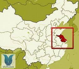 Tỉnh Giang Tô - Trung Quốc