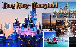 Tour Du Lịch Hồng Kông - Trung Quốc tháng 10 từ TP.HCM