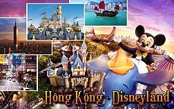 Tour Du Lịch Hồng Kông - Trung Quốc ngày 8 tháng 10 năm 2015