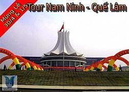 Tour Du Lịch Nam Ninh - Quế Lâm Dịp 30/4 và 1/5 4 Ngày 3 Đêm