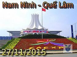 Tour Du Lịch Nam Ninh - Quế Lâm hấp dẫn khởi hành Ngày 27 Tháng 11 Năm 2016