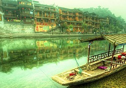 Tour du lịch Nam Ninh - Trương Gia Giới - Phù Dung Trấn - Phượng Hoàng Cổ Trấn 6 Ngày 5 Đêm