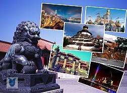 Tour Du Lịch Trung Quốc : Hà Nội - Bắc Kinh - Thượng Hải - Tô Châu - Hàng Châu