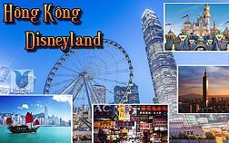 Tour Du Lịch Trung Quốc - Hồng Kông Ngày 5 Tháng 11 Năm 2015