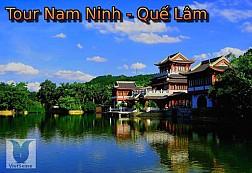 Tour Du Lịch Trung Quốc : Nam Ninh - Quế Lâm từ Hà Nội khởi hành Ngày 10 & 24 Tháng 11 Năm 2016