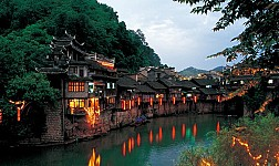 Tour Du lịch Trương Gia Giới - Phượng Hoàng Cổ Trấn 5 ngày 4 đêm