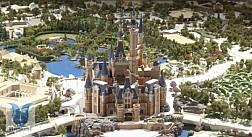 Trung Quốc xây Disneyland hoành tráng phá nhiều kỷ lục trước đó
