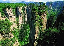 Trương Gia Giới, Chốn Bồng Lai, Nơi Tiên Cảnh