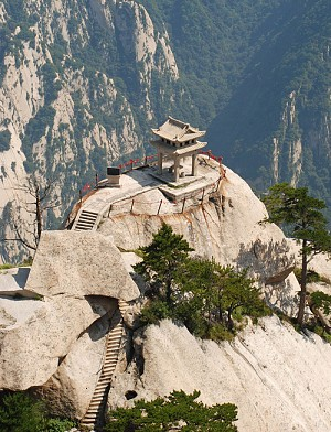 Choáng ngợp những con đường rùng rợn 'sảy chân là ...  ' ở Trung Quốc
