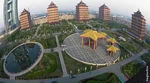Choáng ngợp với ngôi làng triệu phú tại Trung Quốc