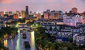 Dọc theo kênh đào Grand Canal - Tha hồ ngắm cảnh miền Đông Trung Quốc