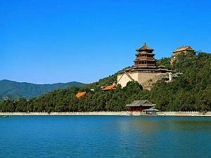 Du lịch Công viên Bắc Hải - Ốc đảo xanh giữa lòng thủ đô Trung Quốc
