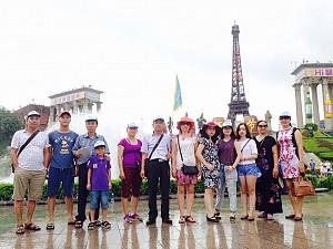 Du lịch quảng Châu – Thẩm Quyến Tháng 7 Cùng Vietsense Travel