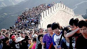 Du lịch Trung Quốc-Xu hướng hiện tại và sự kiện