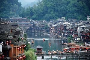 Ghé thăm 8 cổ trấn đẹp như tranh ở Trung Quốc