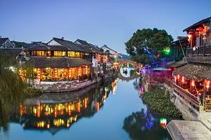 Ghé thăm cổ trấn sông nước đẹp nhất Trung Quốc – Ô Trấn
