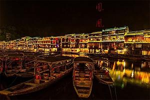 Khám phá chốn bồng lai tiên cảnh Phượng Hoàng Cổ Trấn tại Trung Quốc
