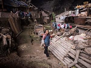 Khám phá làng hang động khi đi du lịch Trung Quốc