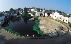 Không tìm được đường về tại ngôi làng bát quái ở Trung Quốc