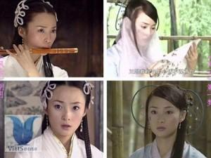 Ngất ngây với nhan sắc của 8 mĩ nhân cổ trang đẹp nhất Hoa ngữ