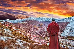 Tây Tạng - vẻ đẹp mang đậm chất huyền bí