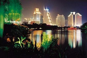 Thâm Quyến - Trung Quốc