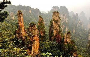 Thắng cảnh tuyệt đẹp ở Trung Quốc mà ít được đề cập