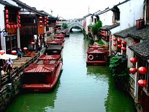 Tô Châu - Trung Quốc